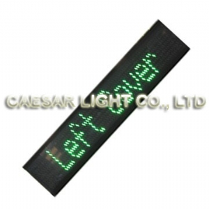 P15.24 7x60 Semi-outdoor LED Sign