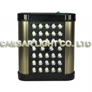 100W Phantom LED Aquarium Light 34pcs*3W