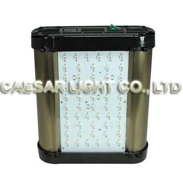 100W Phantom LED Grow Light 54pcs*3W