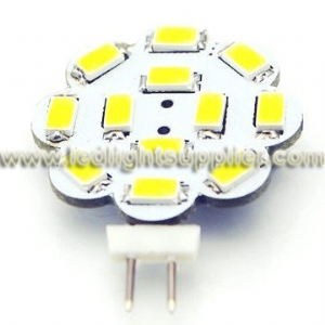 Side Pin 12pcs 5630 SMD LED G4