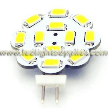 Side Pin 12pcs 5630 SMD LED G4