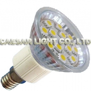 12pcs 5050 LED E14 JDR