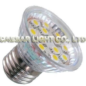 12pcs 5050 SMD LED E27
