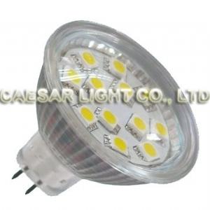 12pcs 5050 SMD LED MR16