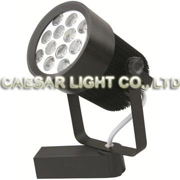 12X1W LED Track Light 01