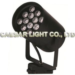 12X1W LED Track Light 02