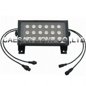 Square 18 LED Wall Washer Light