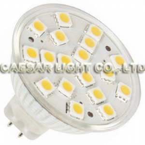 18pcs 5050 SMD LED MR16
