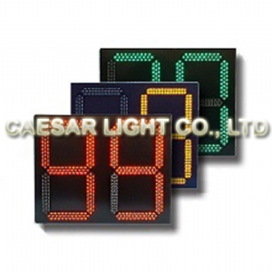 2 Digits LED Countdown Timer