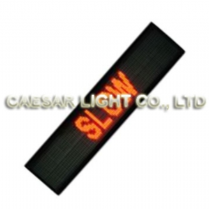 P4.75 16x80 Indoor LED Moving Sign