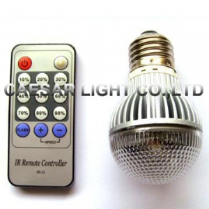 Dimmable LED Globe Bulb