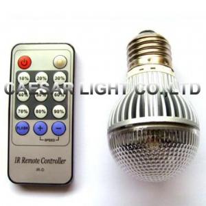 Dimmable LED Globe Bulb