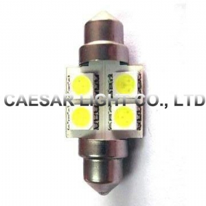 4 SMD LED Festoon
