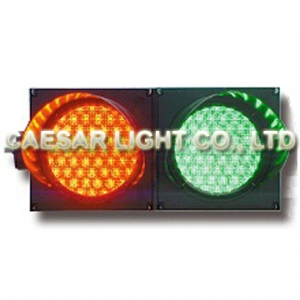 200mm R&G LED Traffic Ball Signal