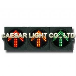 200mm R&Y&G LED Traffic Arrow Signal