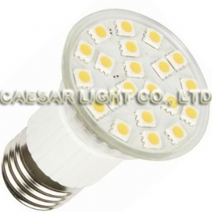 21pcs 5050 LED E27 JDR