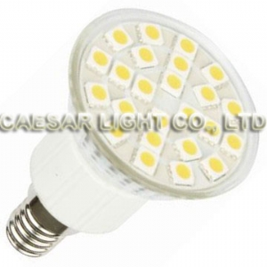 24pcs 5050 LED E14 JDR