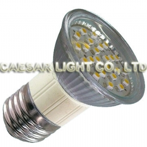 24pcs 1210 LED E27 JDR
