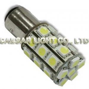 24 LED BA15