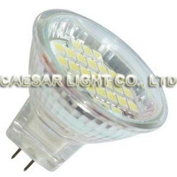 27pcs 1210 SMD LED MR11