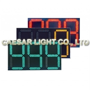 3 Digits LED Countdown Timer