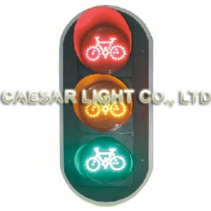 300mm LED Bicycle Signal Light