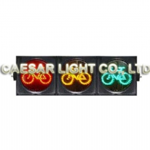 300mm LED Traffic Bicycle Signal