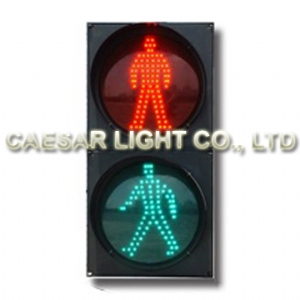 300mm Pedestrian Signal LED Light