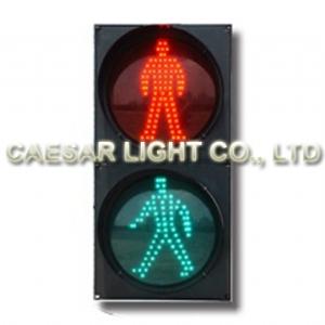 300mm Pedestrian Signal LED Light