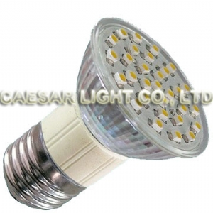 30pcs 1210 LED E27 JDR