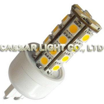30pcs 5050 SMD LED G9