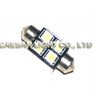 36mm 4pcs 5050 LED Festoon