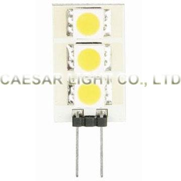3pcs 5050 SMD LED G4