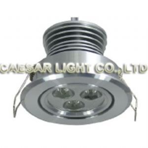 3X1W LED Cree Down light