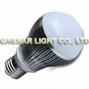 3X1W LED Bulb A50