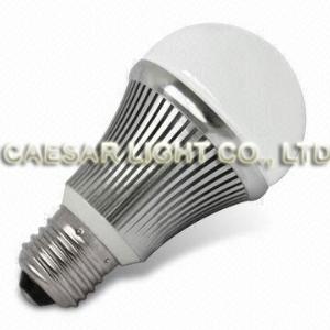 3X1W LED Bulb A60