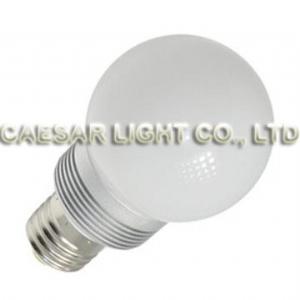 3X1W LED Bulb G60