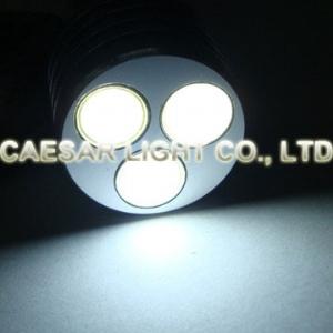 3X1W LED 1157
