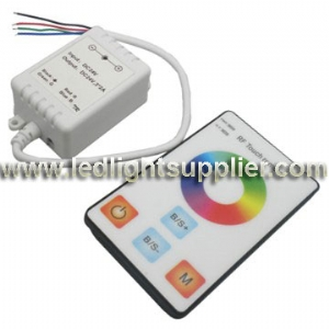 4Key Touch Remote LED Controller