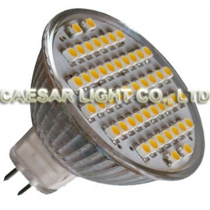 48pcs 1210 SMD LED MR16