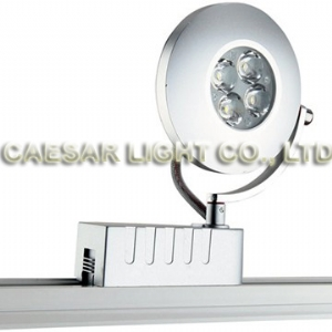 4X1W LED Track Light 01