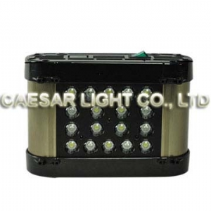 50W Phantom LED Aquarium Light 18pcs*3W