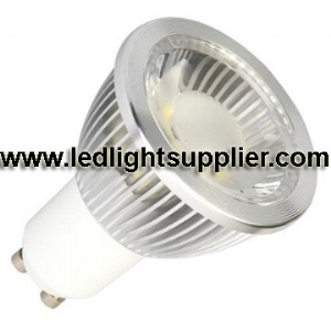 5W COB LED GU10 38 Degree