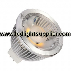 5W COB LED GU10 38 Degree