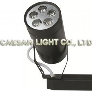 5X1W LED Track Light 01