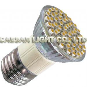 60pcs 1210 LED E27 JDR