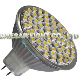 60pcs 1210 SMD LED MR16