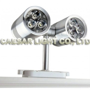 6X1W LED Track Light 01