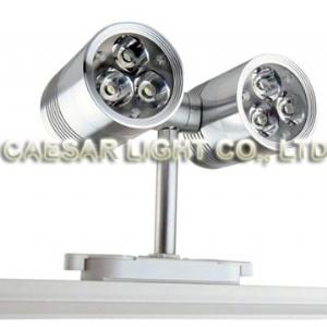 6X1W LED Track Light 01