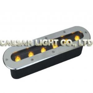 Long 6X1W LED Underground Lamp